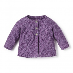 Little Estancia Cardigan | Tea Collection