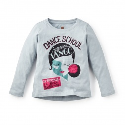 Dance School Graphic Tee | Tea Collection