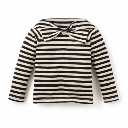 Striped Long Sleeve Shirt | Tea Collection