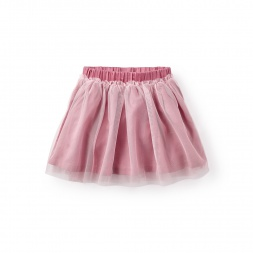 Pink Tulle Skirt | Tea Collection