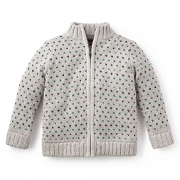 Teodulo Sweater Jacket | Tea Collection