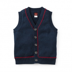 Boys Sweater Vests| Tea Collection