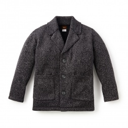 El Centro Sweater Blazer | Tea Collection