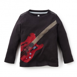 La Guitarra Graphic Tee | Tea Collection