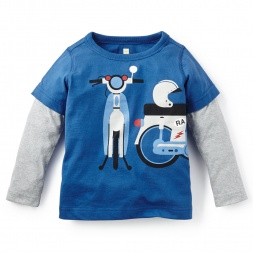 Boys Graphic Tees| Tea Collection