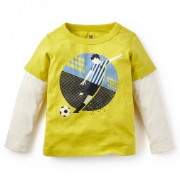 Boys Soccer Shirts | Tea Collection