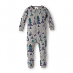 El Bosque Footed Pajamas