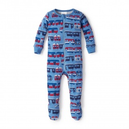 Baby Footed Pjs | Tea Collection