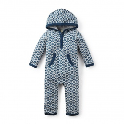 Incahuasi Hooded Romper