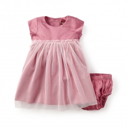 Tulle Skirt Baby Dress