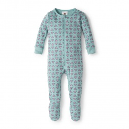 Footed Baby Pajamas | Tea Collection