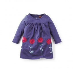 Little Girls Blue Dress | Tea Collection