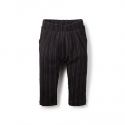 Picados Stripe French Terry Baby Pants