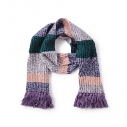 Graciela Striped Scarf