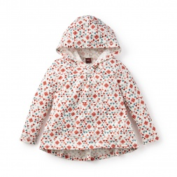 Suyai Hooded Hi-Lo Top