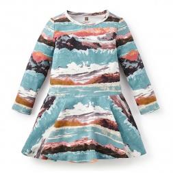 Perito Moreno Photoreal Dress