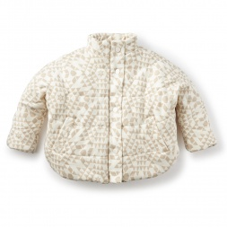 Azulejo Quilted Coat