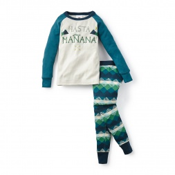 Hasta Mañana Pajamas