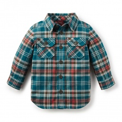 Boys Flannel Shirts