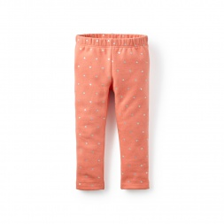 Triángulo Fleece Baby Leggings