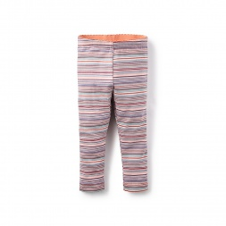 Magali Striped Baby Leggings