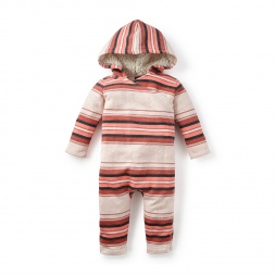 Sarita Hooded Romper