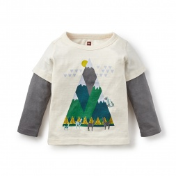 Patagonian Estancia Graphic Tee