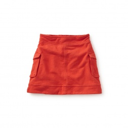 Girls Cargo Skirt