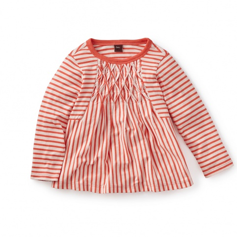 Izakaya Striped Top | Tea Collection