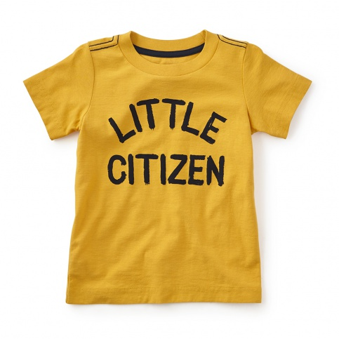 Little Citizen Tee | Tea Collection