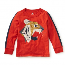 Boys Tiger Shirt