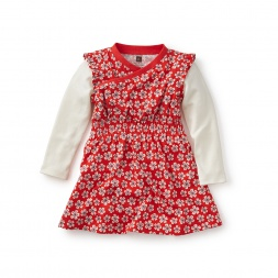 Baby Girl Wrap Dress