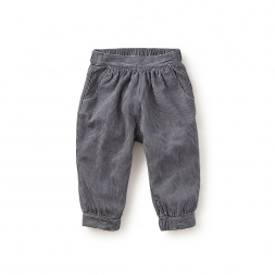 Tetsudo Striped Baby Pants