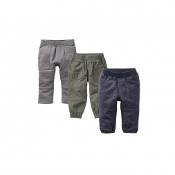 Trio of Trousers Set