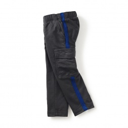 Side Stripe Cargo Pants