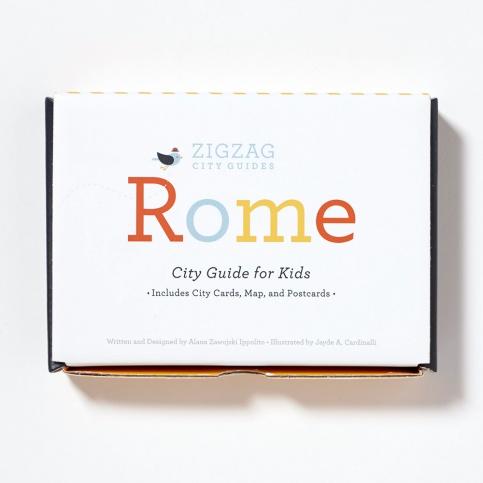 Zig Zag City Guides: Rome