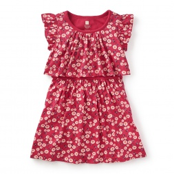 Giacomo's Garden Swing Dress