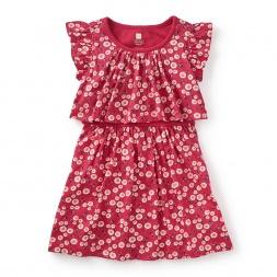 Giacomo's Garden Swing Dress