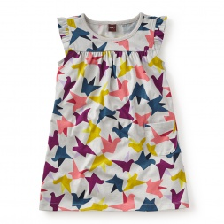 Ponti's Flight Mighty Mini Dress