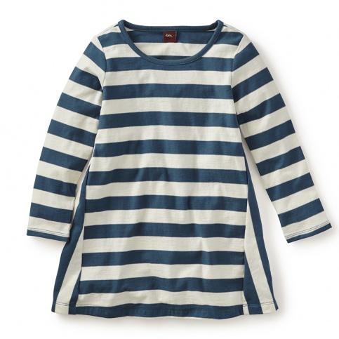 Milan Stripe Dress