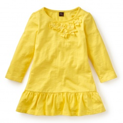 Camelia Peplum Dress