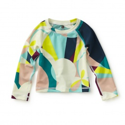 Balla Abstract Rash Guard