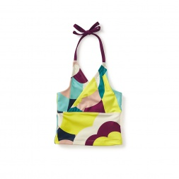 Balla Abstract Tankini Top
