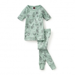 Scooter Pajamas