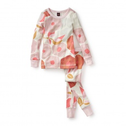 Tuscany Poppy Pajamas