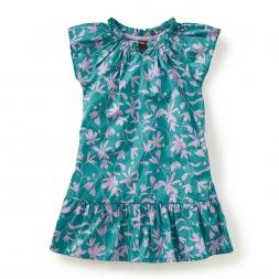 Crocus Notch Dress