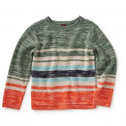 Fabrizio Stripe Sweater