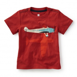 Flying High Graphic Tee