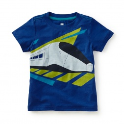 Carlo's Train Graphic Tee