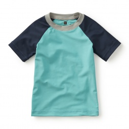 Positano Colorblock Rash Guard